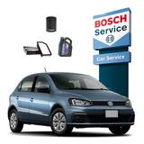 Service 45.000 Km P/ Vw Gol Trend En Bosch Car Service