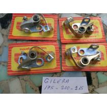 Platino Moto Gilera 175 - 200 - 215 Cc