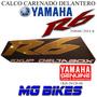 Calco Carenado Delantero Yamaha R6 2008 2014 Orig Mg Bikes