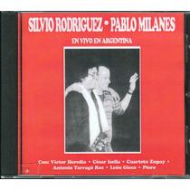 Silvio Rodriguez -pablo Milanes Vivo Argentina Nuevo Cerrado