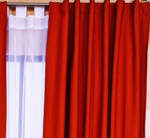 Cortina de blackout textil 100 lavable black out a ars - Como hacer color naranja ...