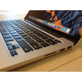 Macbook Pro 13 Early 2015 I5 128gb 8gb + Carcaza Incase