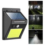 Reflector Led Solar Panel Sensor De Fotocelula 4w Lampara