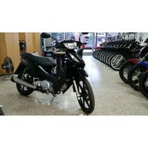 Jm-motors Honda Biz 125 Linea Nueva Año 2016 Llantas Y Disco