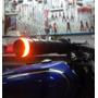 Juego Giros Led Manubrio Custom Brat Cafe Racer Tracker