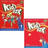 Kid´s Box 1 - Pupil´s Book + Activity Book - Cambridge