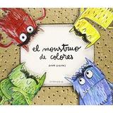 El Monstruo De Colores Pop Up - Anna Llenas