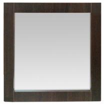 Espejos marco de madera con los mejores precios del for Espejo marco wengue