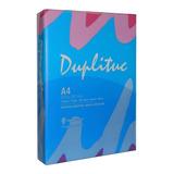 Resma Duplituc A4 De 70gr Papelera Grafipel