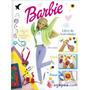 Barbie Libro De Actividades 25 Manualidades 32 Pag Tapa Dura