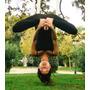 Columpio Aero Yoga. Aero Pilates + Fijaciones + Clase De Uso