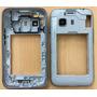 Carcasa Trasera Borde Plateado Samsung Young 2 G130 Almagro