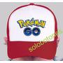 Pokemon Go Gorras Estampadas Souvenir 10 Unidades