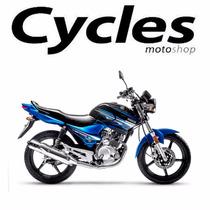 Yamaha Ybr 125 Full Okm 2016 Financia Solo Con Dni