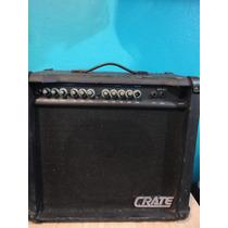 Vendo O Permuto Amplificador Crate Gx65 Made In U.s.a.