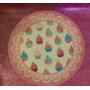 Posatorta Pie Porcelana Porta Cupcakes - Casa Mumina