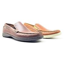 0ae40c8c1 Zapatos Hombre Mocasines Náuticos Wally Cuero Tibay Calzados