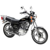 Moto Suzuki Gn 125 Chopera Lo Mejor 1 Año De Garantia