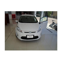 Ford Fiesta Kinetic 4p 0km Financiacion Solo Dni No Es Plan