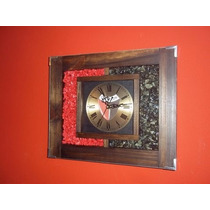 Relojes Deportivos Artesanales 28x34 Cm