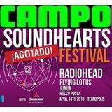 Entradas Radiohead Tecnopolis Campo