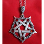 Cruz Pentaculo Pentagrama Wicca
