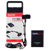 Microfono Condenser P/ Vientos Superlux Pra383 Musica Pilar