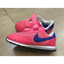 Zapatillas Nike De Nena, 100% Originales, Sin Caja.