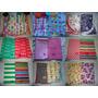 Lona Playera, Plaza O Jardin 1x1,50 Bordes De Colores