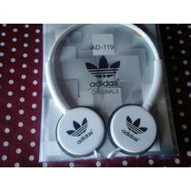 Auriculares Vincha Adidas Ad-119 Excelente Sonido, Envios!!!