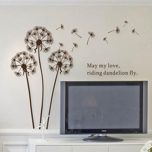 Vinilos decorativos para pared exclusivos dise os - Disenos de vinilos ...