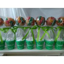 Arbolitos Topiarios De Golosinas - Cumpleaños Souvenir