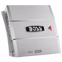 Potencia Boss Chaos Ch4300 1200w 4 Canales En Warnes