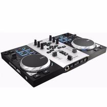 Consola Dj Hercules Control Air S Usb Placa Audio Mixer
