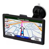 Gps 7 Pulgadas Multimedia + Tv  + Igo,+ Bluetooth + 4gb, Mania-electronic