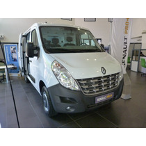 Renault Master Furgon Largo L3 H2 0 Km 2013 Financiado