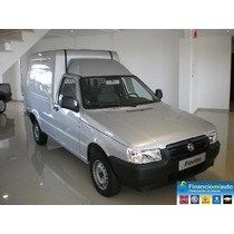 Fiorino Fire 0km, Financiada Sin Interes. Bonificamos $8.400
