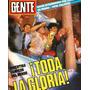 Maradona Argentina Campeon Mundial Gente 1986
