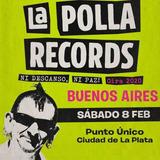 Entradas La Polla Records (envio Sin Cargo)
