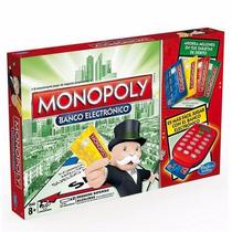 Monopoly Banco Electronico Monopolio Hasbro Gaming Original