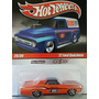 ´72 Ford Ranchera Real Riders Ruedas De Goma Hot Wheels