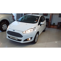 Ford Fiesta Kinetic Se Plus 1.6 0km 2016 Entrega Inmediata