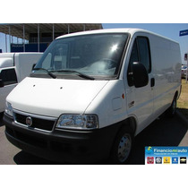 Ducato 2.3 0km, Financiada Sin Interes. Bonificamos $15.600
