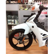 Yamaha New Crypton T110 Base Palermo Bikes