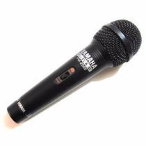 Microfono Yamaha Con Cable Alta Fidelidad Completo Envios