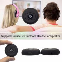 Transmisor Estero Emisor Bluetooth 4 Audio X 2 Conexiones