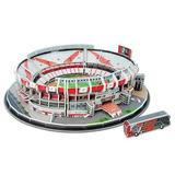 Maqueta Estadio 3d Cancha Para Armar!!!el Monumental River
