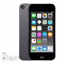 Apple Ipod Touch 32gb 6ta Gen Retina Space Gray Microcentro