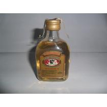 Whisky Añejo El Elegido De Los Criadores Botellita Miniatura