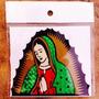 Sticker De La Virgen De Guadalupe